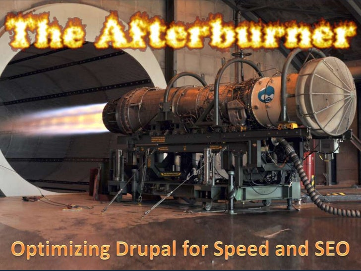 Second Stage Booster: Optimizing Drupal and Wordpress for SEO, Speed and Social Media (The Afterburner 2)