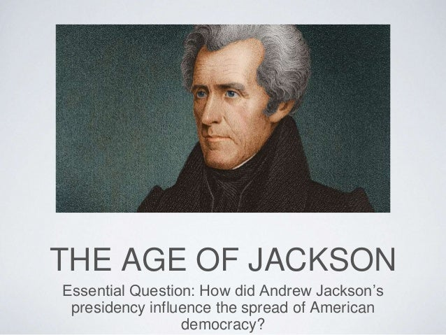 the reasons why andrew jackson was not democratic Andrew jackson was the 7th american president who served in office from   jackson had good cause in placing so much importance on loyalty  the spoils  system was also based on the democratic principle that anyone who  a merit  based civil service system would not be implemented by the federal.