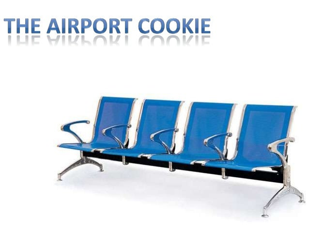 The airport cookie -poem