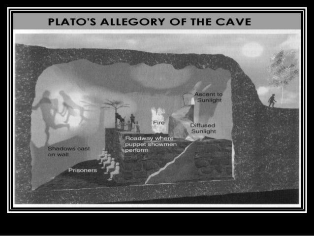 platos allegory of the cave is a demonstration of mans inability to understand the universe He lowed ez satan hey hunted him like a patridge on the mounting~~ the young mans eyes observed this demonstration and casts a light upon the cave.