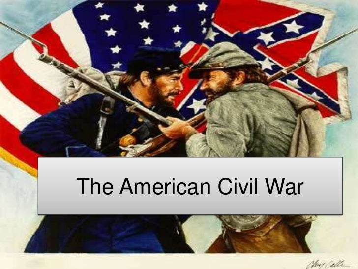 The american civil war final
