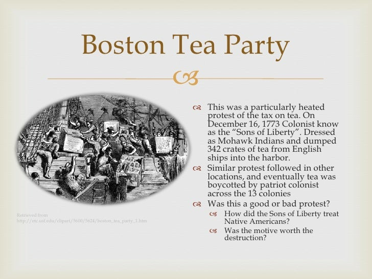 the boston teaparty and american revolution essay The shoemaker and the tea party the biography of a minor figure in the american revolution and an essay on analyzes the ways the personal and public memory influence our present historical understanding of events like the boston tea party, the american revolution.
