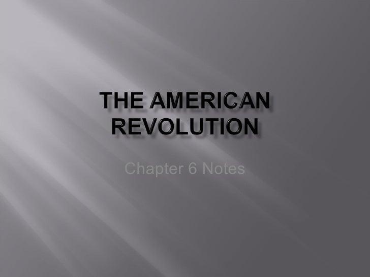 The American Revolution Web