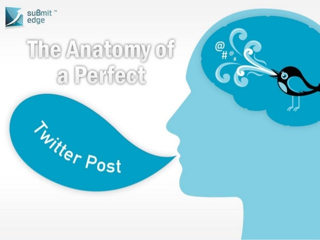 A Twitter Post can be a  Status  Link  Photo  Video