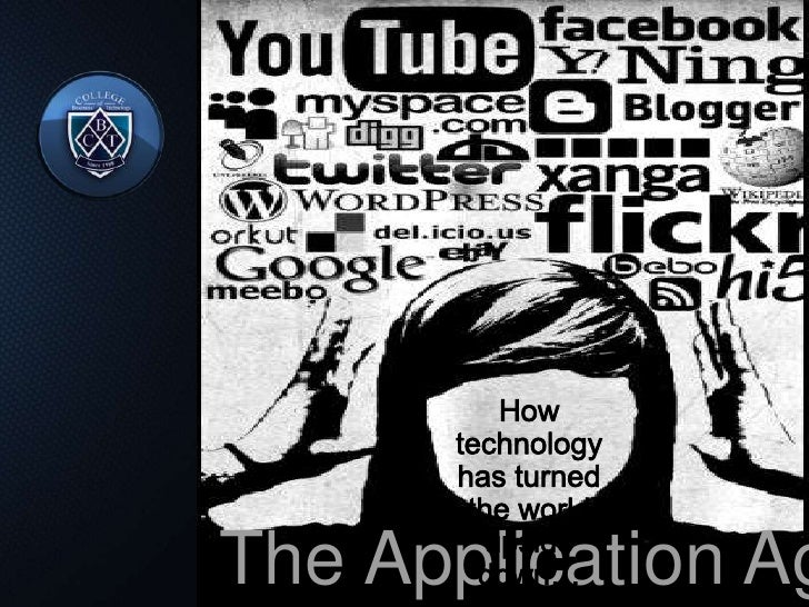 The app age