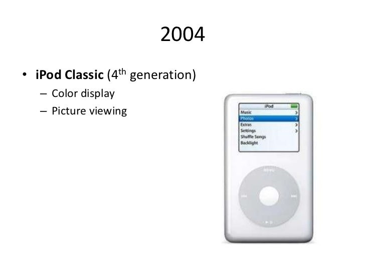 The iPod Success: Thank The Marketing Department