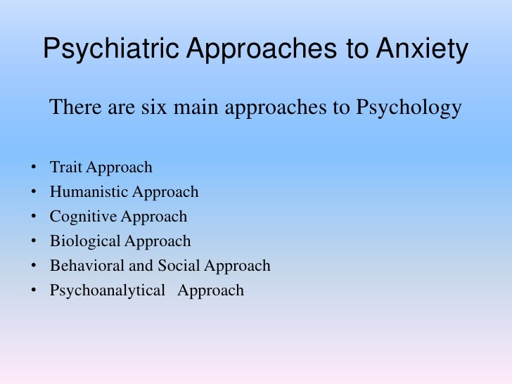 a discussion on the humanistic approach Introduction to the cognitive approach in psychology explanation and evaluation of this approach the humanistic approach opposes this.