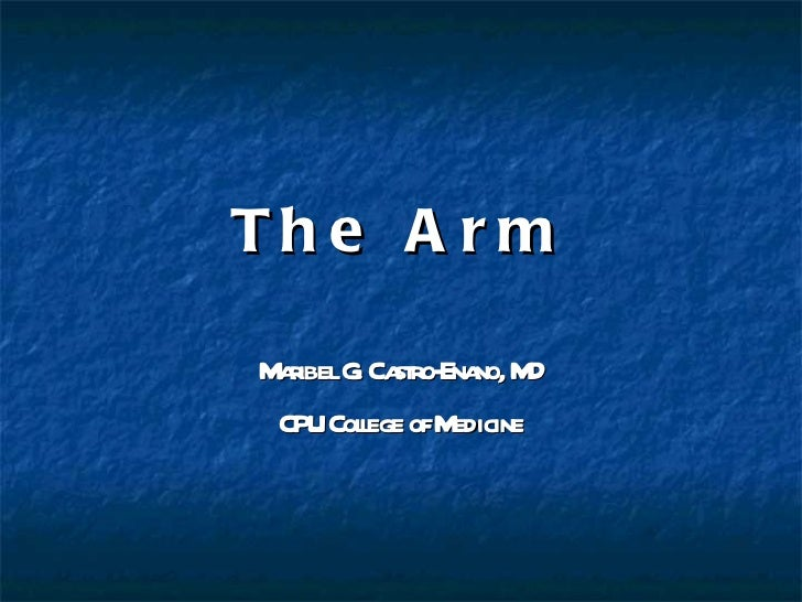 The arm1