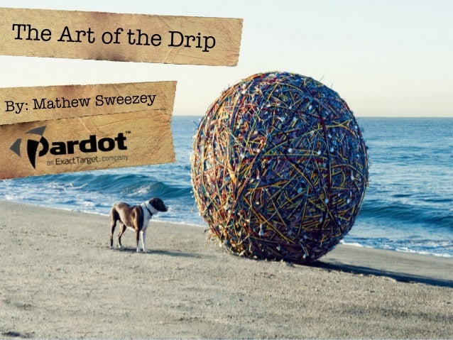 The Art of the Drip