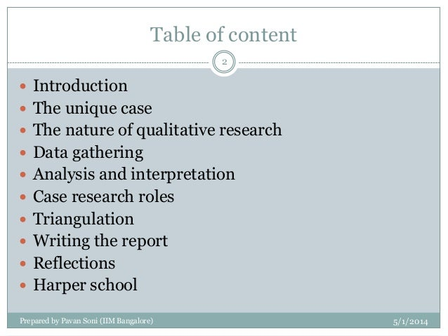 using case study in education research This can be a concern for those who favour case study research [this post is adapted from material in 'research and education' (curtis, murphy and.