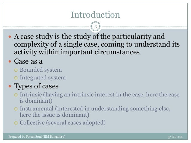 Stake robert e 1995 the art of case study research