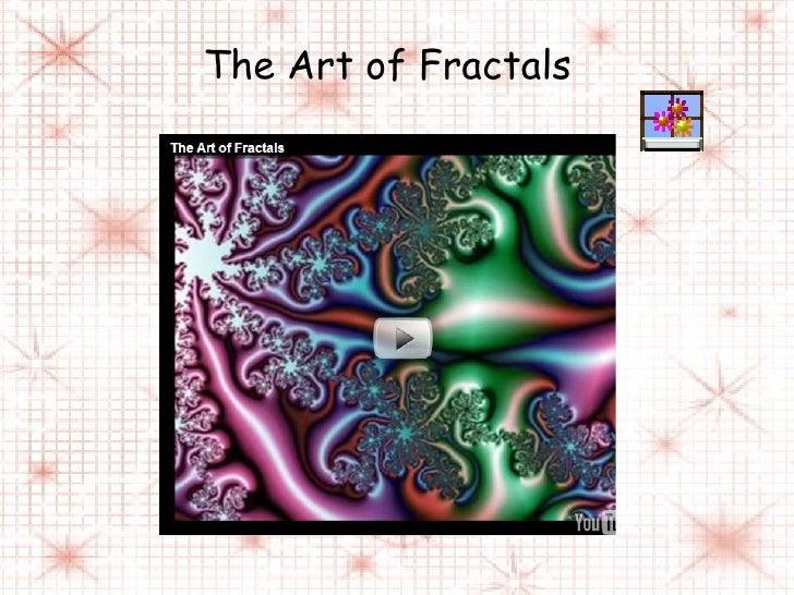 The Art of Fractals