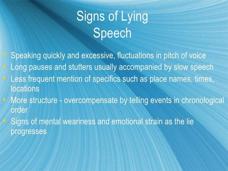 The art of speech writing