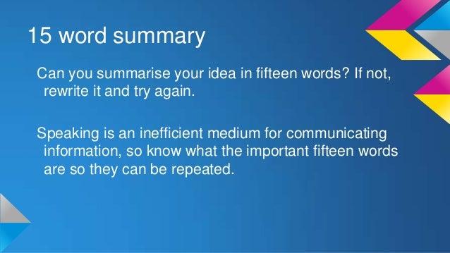 Summary And Response Essay