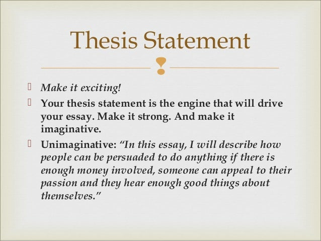 thesis statement on obsession Thesis presented to the honors committee of texas state university in partial  fair use and author's permission statement  pathological fixation on the consumption of healthy food and obsession with proper nutrition.