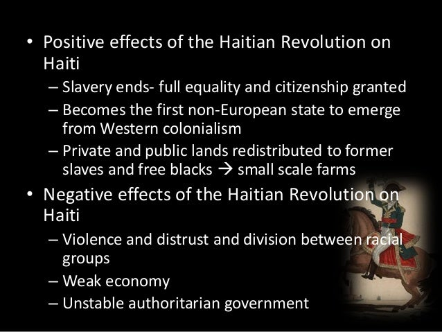 haitian revolution essay Social, economic, and political weaknesses, the industrial revolution, and defeats in wars in russia led up to the russian revolution.