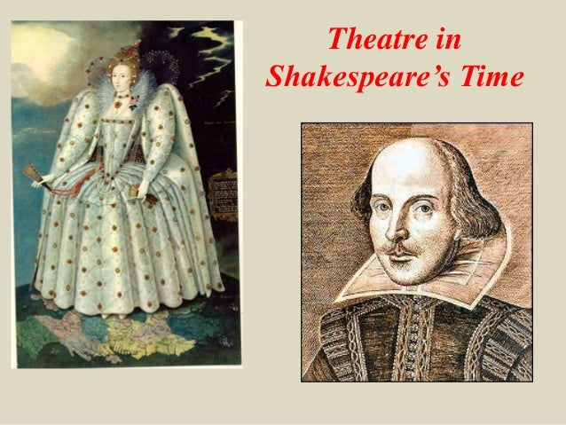 Theatre inShakespeare's Time