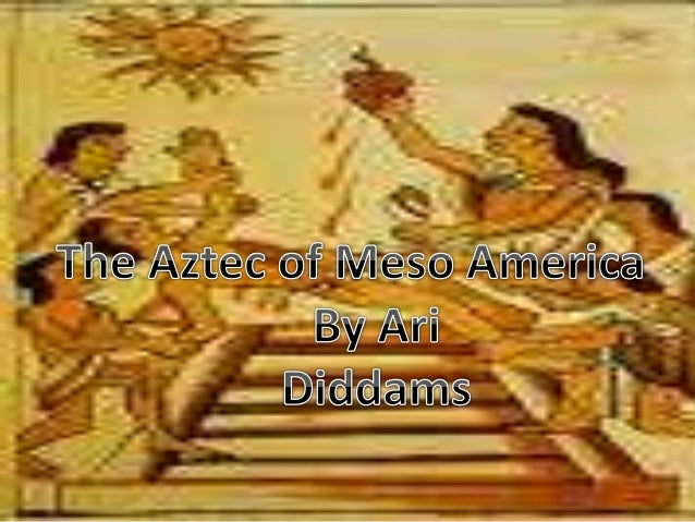 • To the Aztec, religion was very important. • We have recently found an Aztec temple buried under a Spanish cathedral in ...