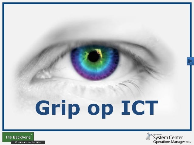 Grip op ICT