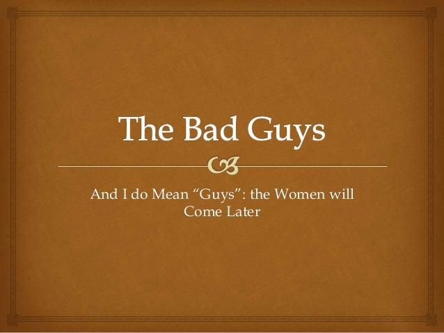 MsWLZ--Mythic Bad Guys