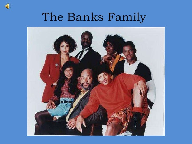 The banks family