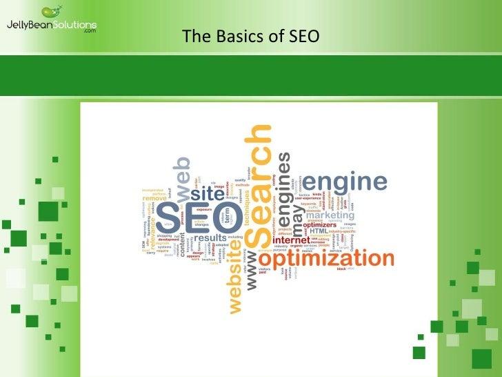 The Basics of SEO<br />