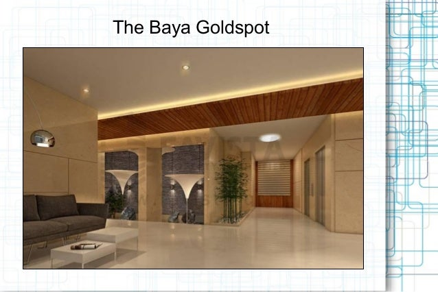The Baya Goldspot Call @ 09999536147 Live Your Life in a Paradise in Mumbai