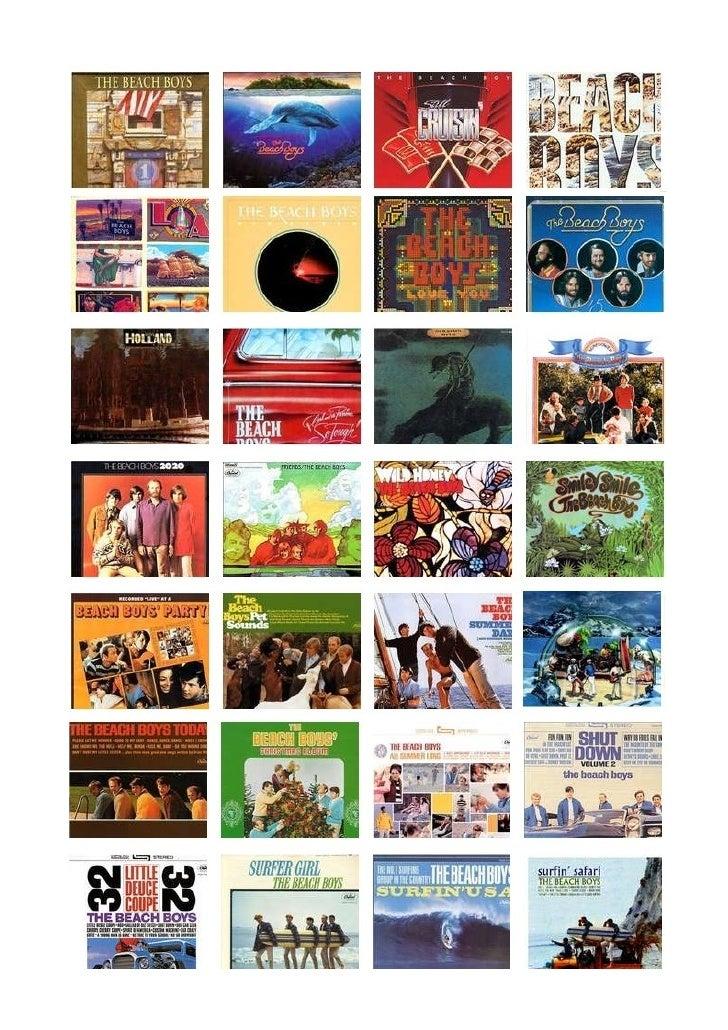 The Beach Boys Discografia                       http://www.imesh.com/music/The+Beach+Boys/  http://www.softsclub.com/musi...