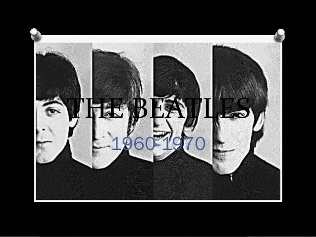 THE BEATLES  1960-1970