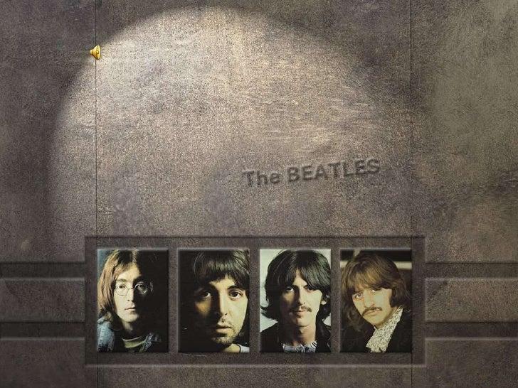 The Beatles   Fin PresentacióN Tic