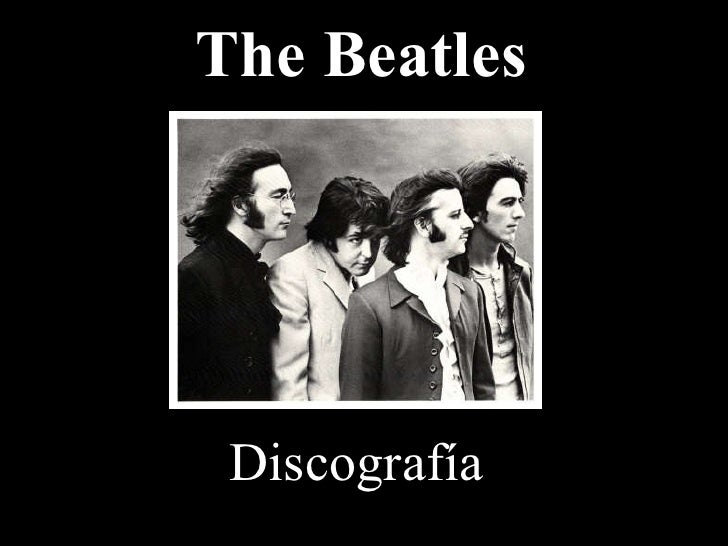 The beatles power point