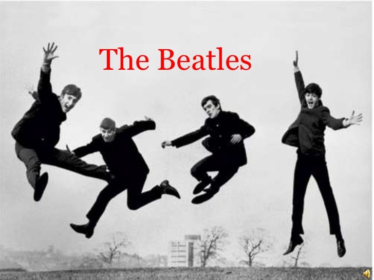 The Beatles Slideshow by Michelle Barlas