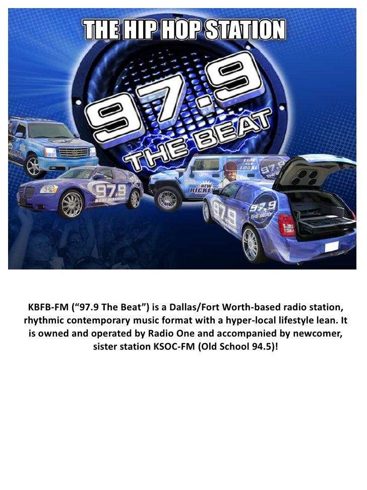 97.9 The Beat MEDIA KIT