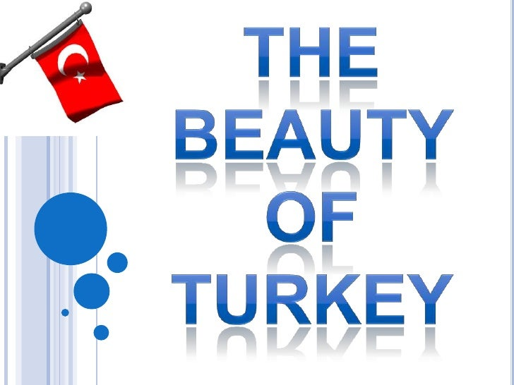 The beauty of Turkey_Carmen