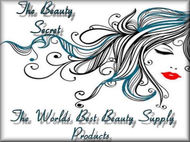 The Beauty Secret