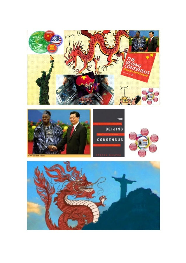 """The """"Beijing Consensus"""" in the shadow of the global financial crisis"""