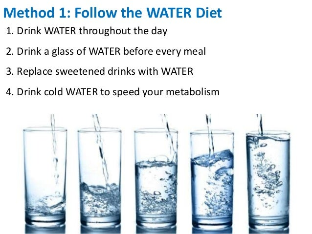 The Benefits Of Drinking A Lot Of Water