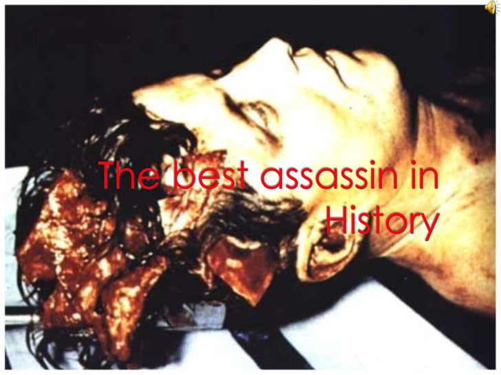 The best assassin in  History <br />