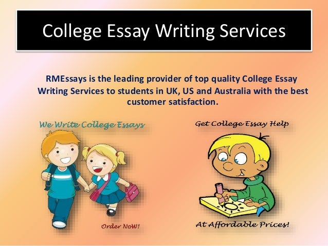 College writing services mojave