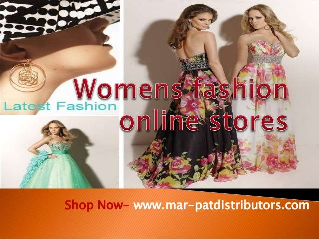 Womens fashion online stores in US