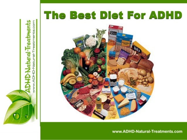 The Best Diet For ADHD