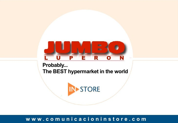 The Best Hypermarket In The World