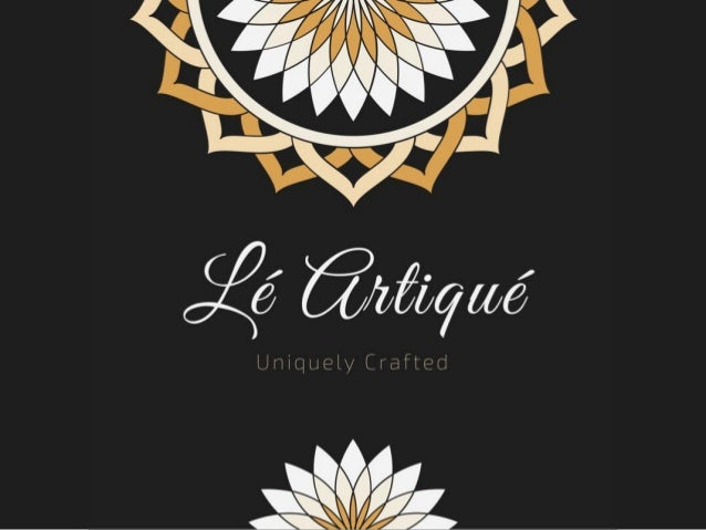 @le.artique Inquiry www.LeArtique.com