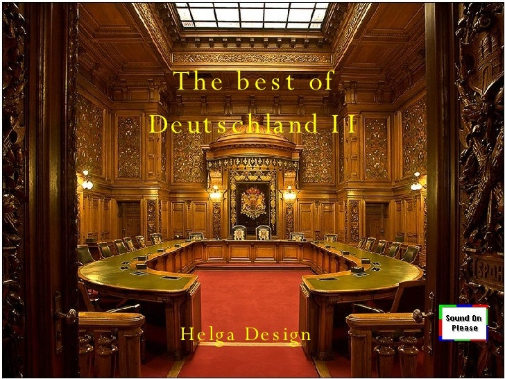 The best of Deutschland II Helga Design