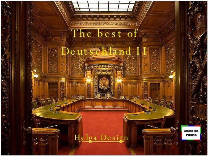 The best of Deutschland II Helga Design