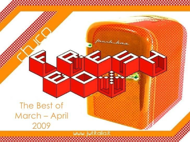 Thebestof Mar Apr 2009