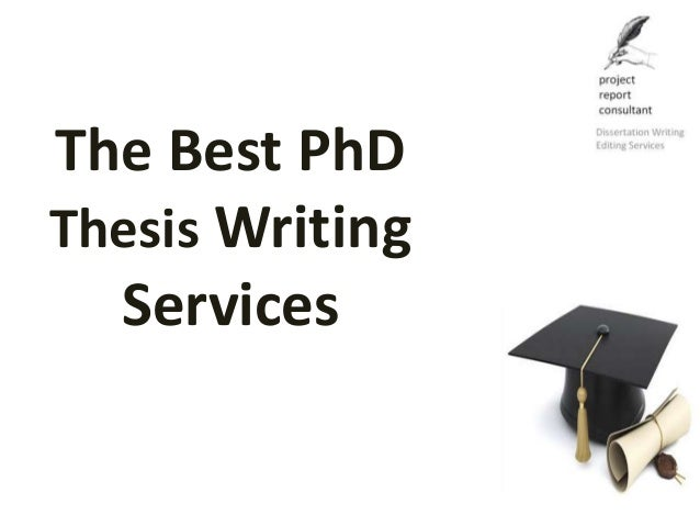 Best thesis writing service
