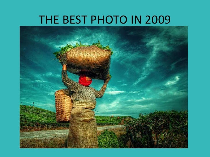 THE BEST PHOTO IN 2009<br />