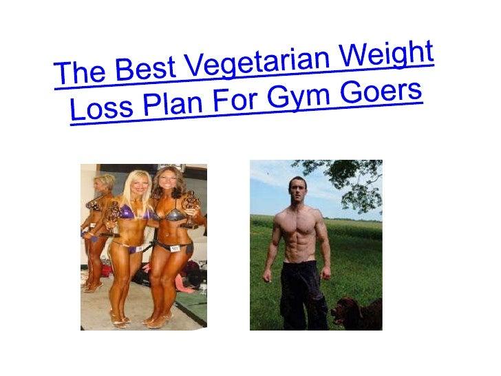 Weight loss Vegetarian
