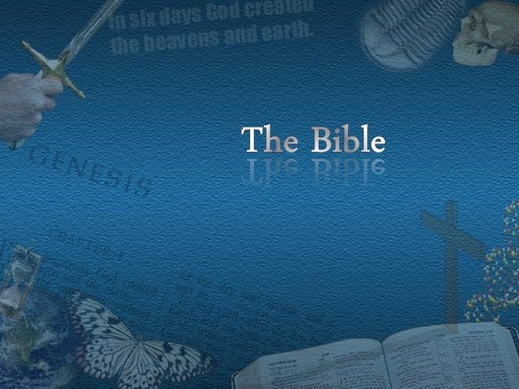 About the bible!How was the bible put together. Who decided what?What about other books, like the Apocrypha?What are t...